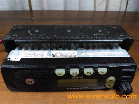 Kabel Dc Rig Motorola dijual motorola gm 3688 mic bracket kabel dc swaradio