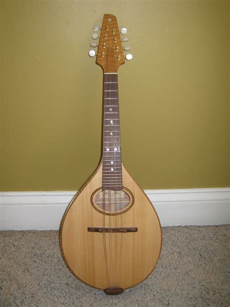 mandolin for sale made manolin