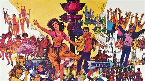 West Side Story 1961 Review And Trailer by West Side Story 1961 Moviebreak De