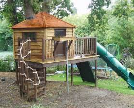 Swing Sets For Small Backyards 25 Best Ideas About Kid Tree Houses On Pinterest