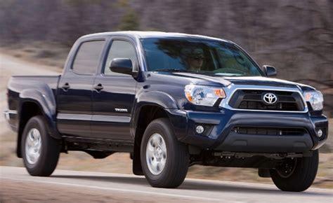 Toyota Mid Size Truck Mid Size Trucks Retaining Value On Supply
