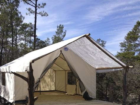 Canopy Reservations Enjoying South Alabama S Best Tent Cing This Fall