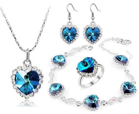 wholesale italina rigant heart of ocean blue fashion