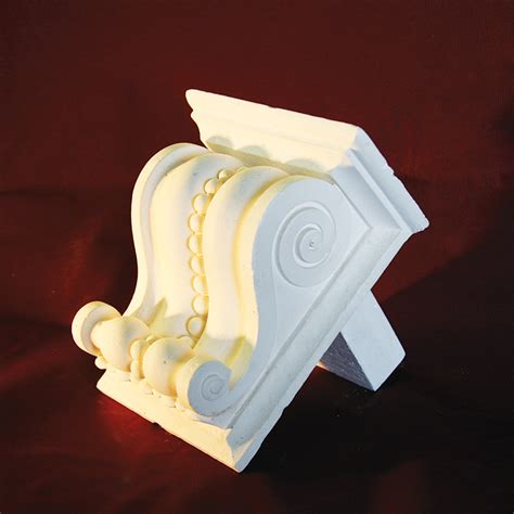 Decorative Plaster Corbels by Corbels Decorative Plaster Sold As A Pair