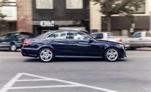 2014 Mercedes E350 4matic Car And Driver