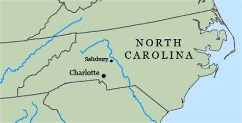 salisbury carolina map lynching and local history a review of troubled ground