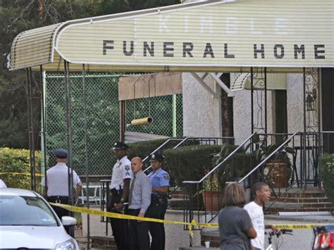 decaying corpses in black run funeral home director