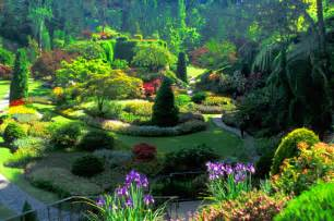 the best garden butchart gardens colombia