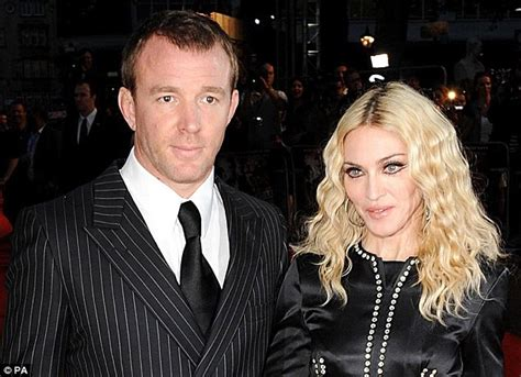 Madonna Ritchie Getting Divorced by Madonna Finally Opens Up On Divorce To Ritchie Daily