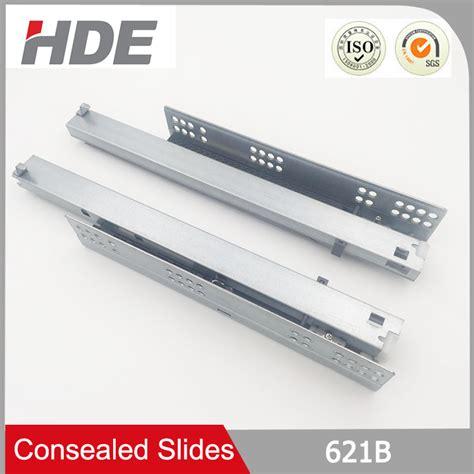 center undermount drawer slides soft close alibaba china supplier galvanized steel undermount