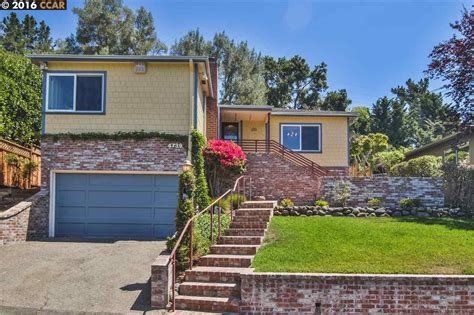 Lincoln Oakland Mba Ranking by 4739 Lincoln Ave Oakland Ca 94602 Sold Listing Mls
