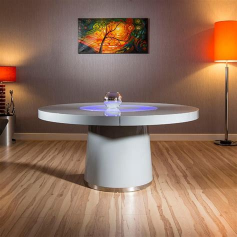 large dining room table with lazy susan large grey gloss dining table glass lazy susan led