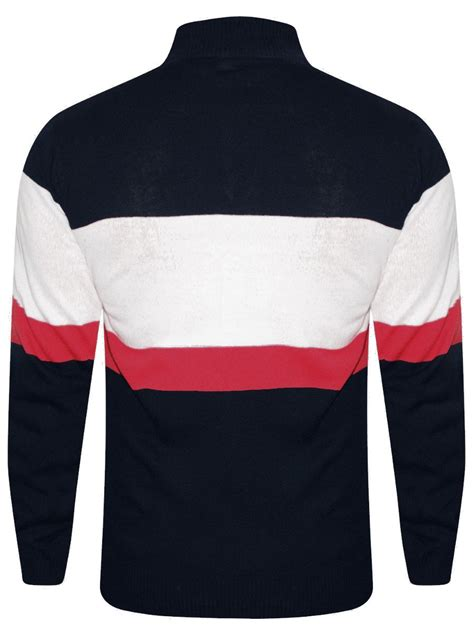 Fila Sweater Gloria White fila navy white sweater 12004219 nvy cilory