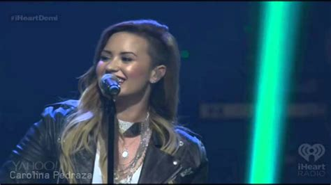 demi lovato iggy azalea certified superfanfest full version catch me here we go again demi lovato iheartradio