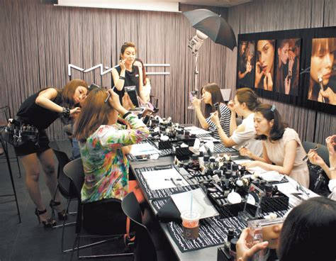 Makeup Class make up schools for non pros
