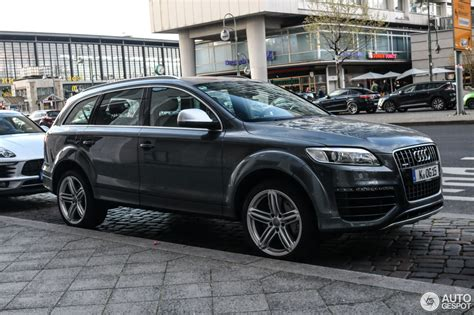 Audi Q7 V12 Tdi Price by Audi Q7 V12 Tdi 30 April 2017 Autogespot