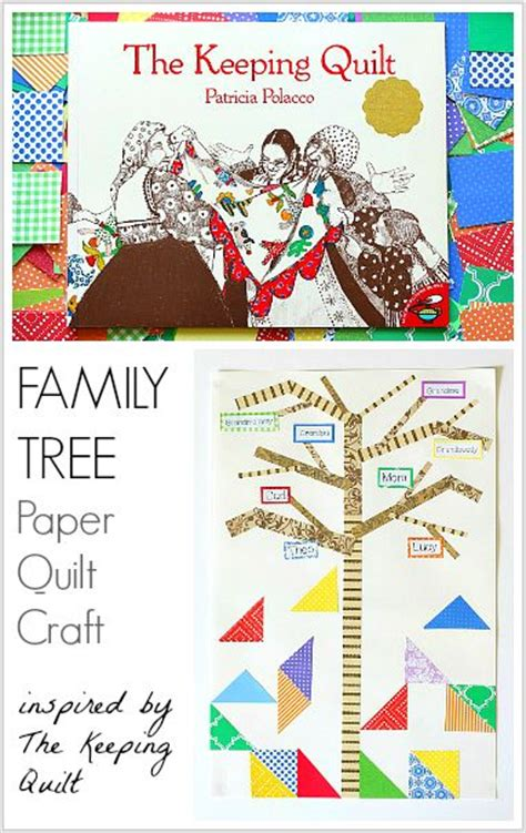 The Keeping Quilt Activities by Best 25 Family Tree Quilt Ideas That You Will Like On