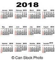 Australia Calendario 2018 2018 Calendar Australia Yearly Calendar Printable
