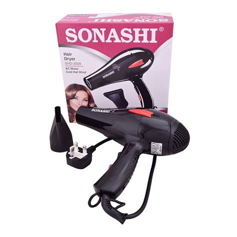 Hair Dryer For Sale In Lahore buy sonashi hair dryer shd 3009 in pakistan buyoye pk