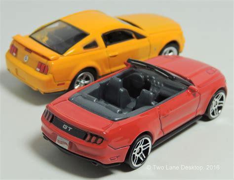 Hotwheels 2010 Ford Mustang Gt two desktop wheels 2017 ford mustang gt
