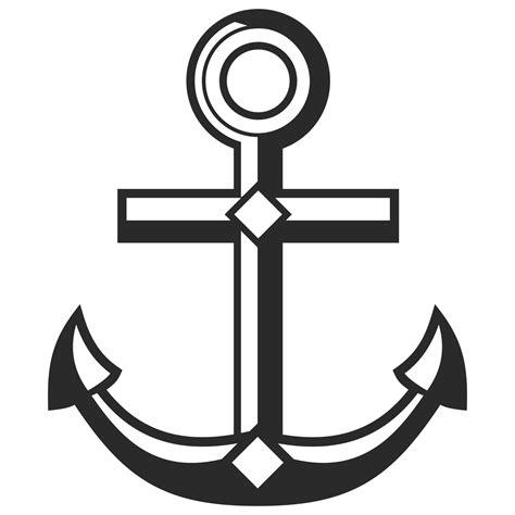 vector clip vector for free use anchor vector