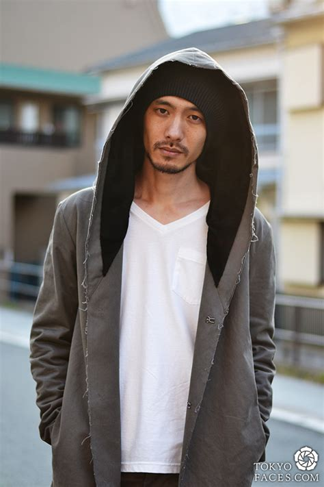 who is the asian male designer in cadillac commercial huri japanese fashion and tokyo street style