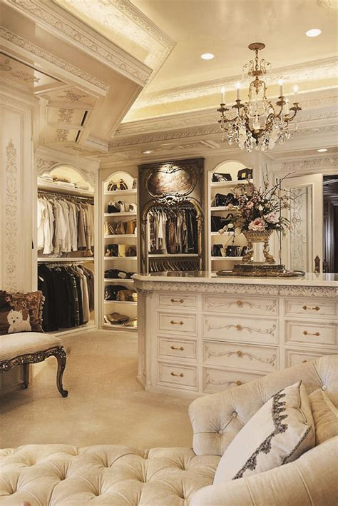 Luxurious Closet by 30 Walk In Closets You Won T Mind Living In