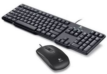Keyboardmouse Logitech Mk100 jual keyboard mouse mk 100 logitech deethoven shop