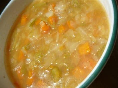 Detox Cabbage Soup Calories by Cabbage Soup Diet Recipe Dr Oz