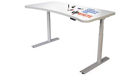 Whiteboard Table by No More Scribbling On Napkins Upwrite Turns The