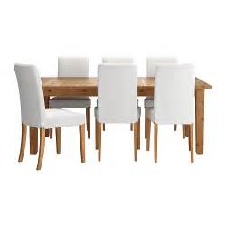 ikea chaises pliantes et empilables storn 196 s henriksdal table and 6 chairs ikea