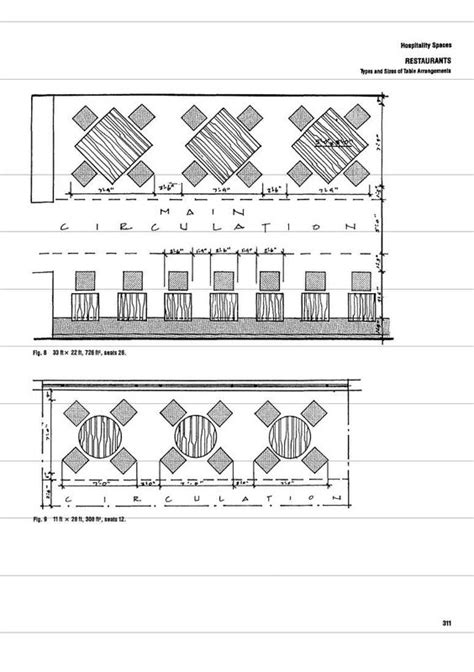 space saving seating arrangement types and sizes of table arrangements restaurant seating