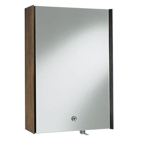 medicine cabinets surface mount shop kohler purist 24 in x 36 in aluminum metal surface