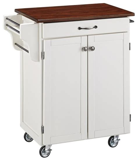 kitchen storage island cart storage kitchen cart in white finish farmhouse kitchen