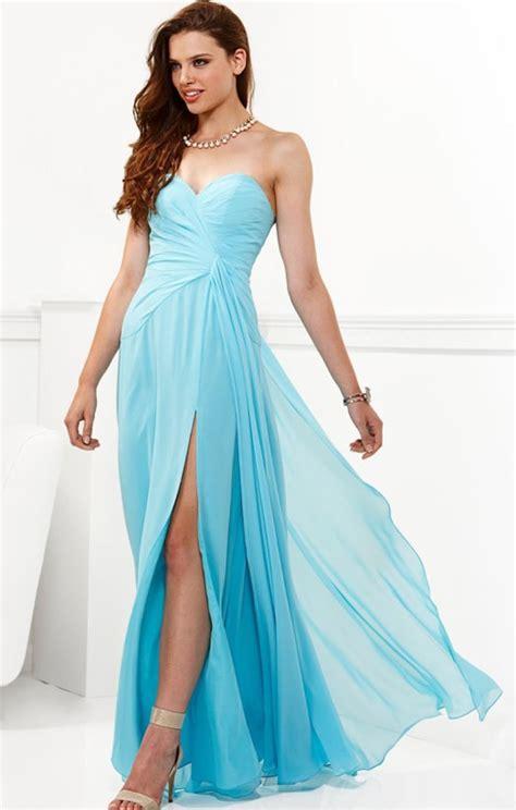 light blue formal dresses formal dresses light blue eligent prom dresses