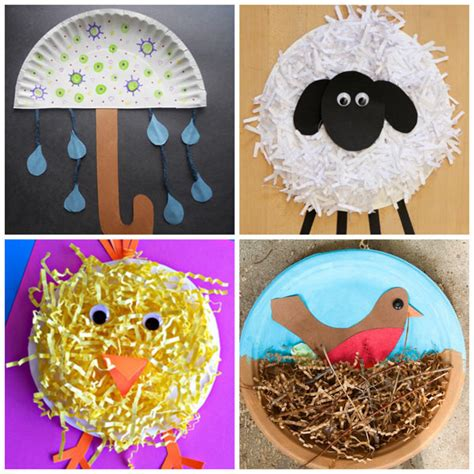 paper plate crafts for 15 paper plate crafts for non gifts
