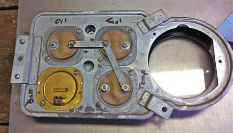 flathead original gauge  volt conversion ford truck