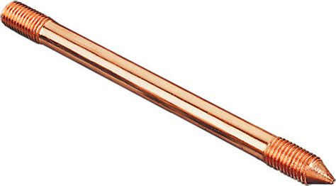Ground Rod Copper Bonded 5 8 Inch X 2 4 Meter jual ground rod copper bonded jual ground rod copper bonded manufacturers