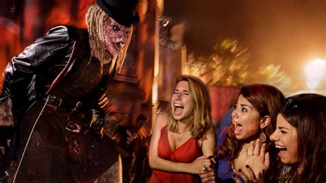 themes of halloween horror nights the best halloween events and attractions in los angeles