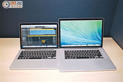 Macbook Pro Di Infinite macbook pro配retina僅厚18mm 太陽報