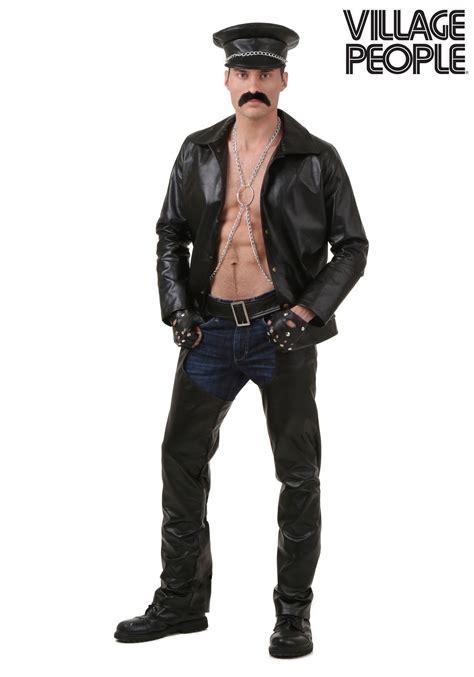 motor costume biker costume