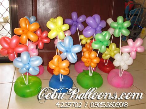 Balloon Decoration (Hawaiian Theme) at Bayswater Clubhouse   Cebu Balloons and Party Supplies