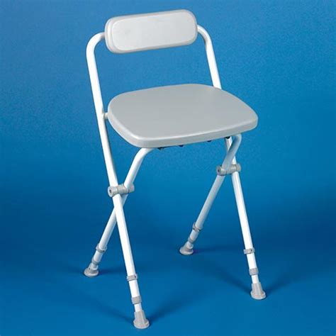 Folding Stools With Back by Sherwood Folding Perching Stool With Padded Back