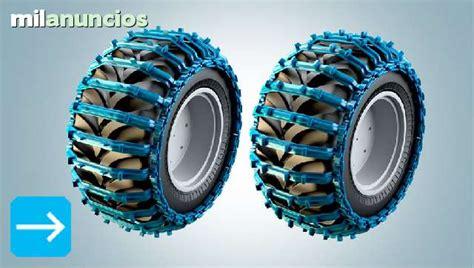 cadenas para ruedas de maquinas mil anuncios orugas tracks cadenas maquina forestal