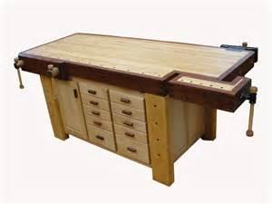 Dream Workbench Finewoodworking