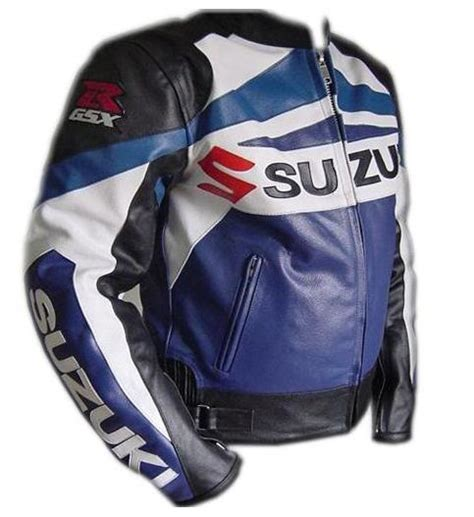 Suzuki Motorcycle Jackets Suzuki Brand Gsxr Motorbike Leather Jacket