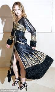 Catwalk To Carpet Paradis In Chanel by Paradis Supports Model Depp At