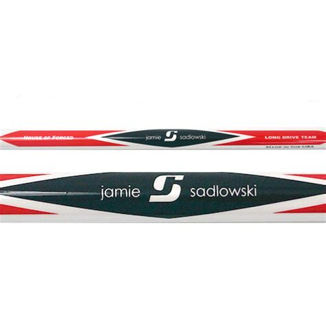 House Of Forged Long Drive Team Jamie Sadlowski Shaft ゴルフ用品通販の
