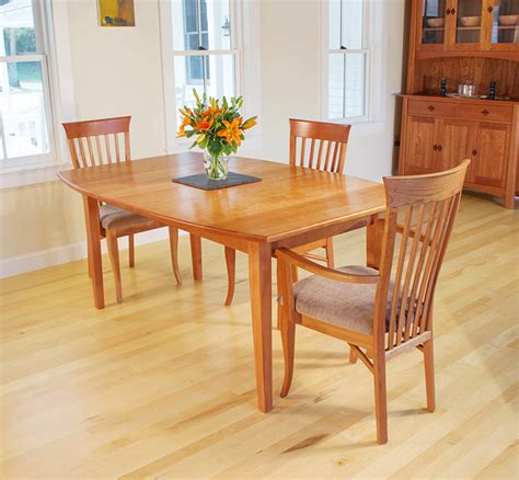 Shaker Dining Room Table Vermont Shaker Dining Table Vermont Woods Studios