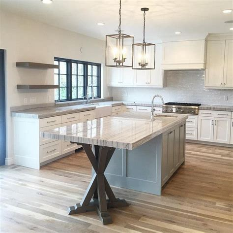 ideas for kitchen islands 25 best ideas about kitchen island decor on